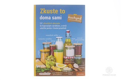 Obrázok pre výrobcu Zkuste to doma sami - kuchyně - kniha