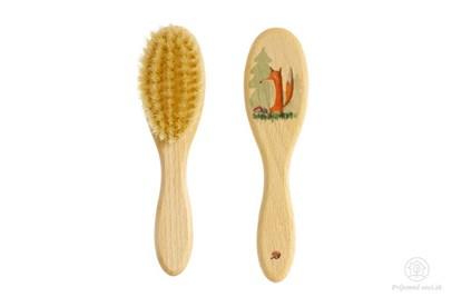 Obrázok pre výrobcu Kefka na vlasy pre deti - líška