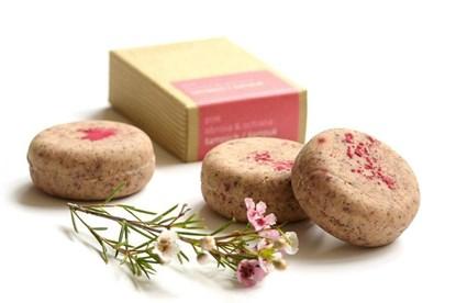 Obrázok pre výrobcu Šampúch s kondicionérom Ponio - pink - 30g