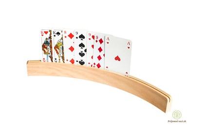 Obrázok pre výrobcu Držiak na karty - dlhý