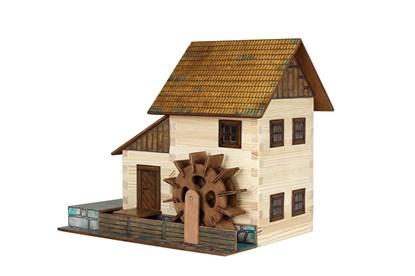 Obrázok pre výrobcu Walachia - zlepovacia stavebnica - vodný mlyn