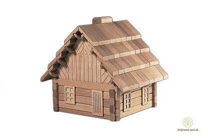 Obrázok pre výrobcu Drevená stavebnica Archaprogram 1