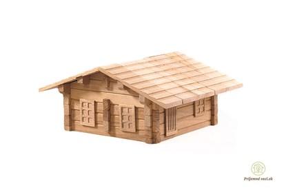 Obrázok pre výrobcu Drevená stavebnica Archa Alpen 1