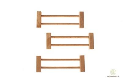 Obrázok pre výrobcu Drevená stavebnica Archa dlhý plot - 3ks