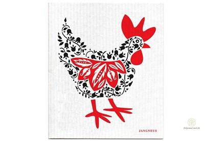 Obrázok pre výrobcu Hubka - sliepočka čierna