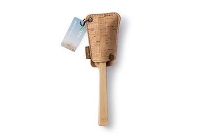 Obrázok pre výrobcu Bambusový príbor s korkovým obalom