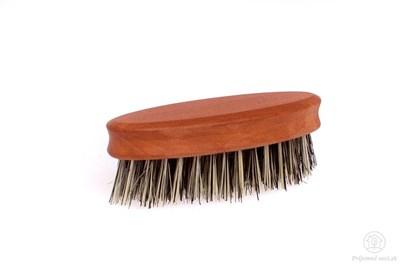 Obrázok pre výrobcu Kefa na bradu a fúzy - vegan