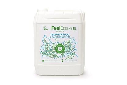 Obrázok pre výrobcu Feel eco tekuté mydlo s pantenolom - 5l