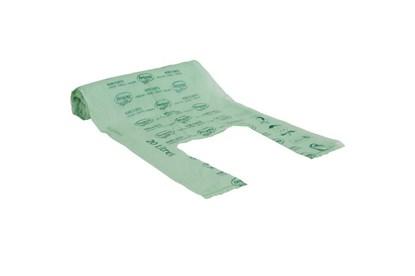 Obrázok pre výrobcu Kompostovateľné nákupné tašky Biobag - 20l - 25ks