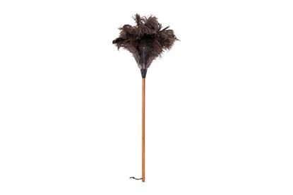 Obrázok pre výrobcu Veľká prachovka z pštrosieho peria