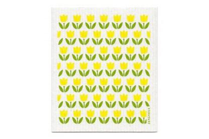 Obrázok pre výrobcu Hubka - malé tulipány žlté