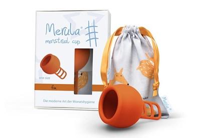 Obrázok pre výrobcu Menštruačný kalíšok Merula - líška