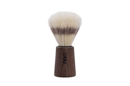 Obrázok pre výrobcu Štetka na holenie THEO - tmavý jaseň