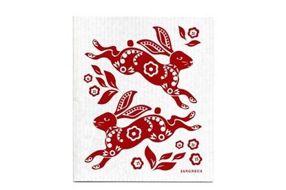 Obrázok pre výrobcu Hubka - králiky červené