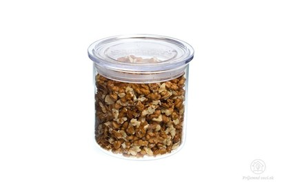 Obrázok pre výrobcu Sklenená dóza na potraviny 0,5l