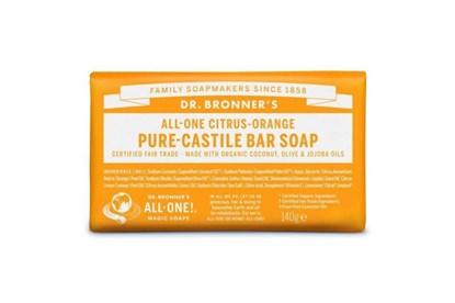 Obrázok pre výrobcu Kastílske mydlo Dr. Bronner´s - citrus