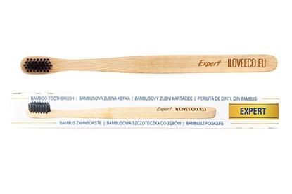 Obrázok pre výrobcu Bambusová zubná kefka - Expert