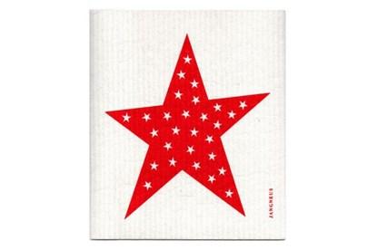 Obrázok pre výrobcu Hubka - hviezda červená