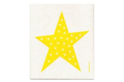 Obrázok pre výrobcu Hubka - hviezda žltá