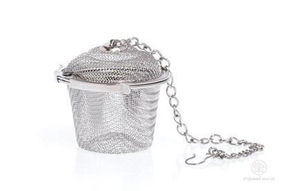 Obrázok pre výrobcu Nerezové sitko na lúhovanie čaju