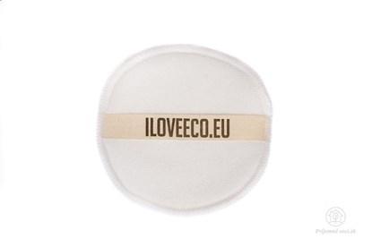Obrázok pre výrobcu Odličovací tampón Iloveeco - biely