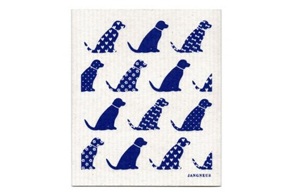 Obrázok pre výrobcu Hubka - psíky modré