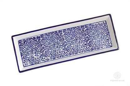 Obrázok pre výrobcu Keramická tácka - kvietok