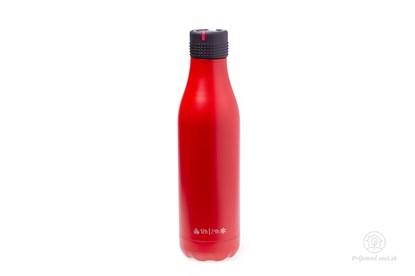 Obrázok pre výrobcu Termofľaša Time´UP - 750ml - červená