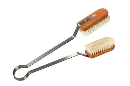 Obrázok pre výrobcu Prachovka na čistenie listov rastlín - kozie vlasy