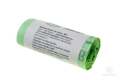 Obrázok pre výrobcu Kompostovateľné vrecia na odpad Biobag - 30l - 25ks