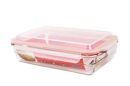 Obrázok pre výrobcu Sklenená dóza Glasslock na pečenie - 2200ml