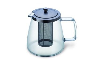 Obrázok pre výrobcu Sklenený čajník Simax Charme s kovovým sitkom - 1,1l