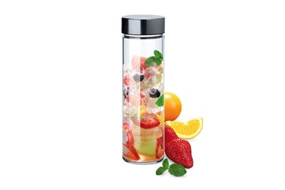 Obrázok pre výrobcu Sklenená fľaša Simax Pure Aqua - 0,5l
