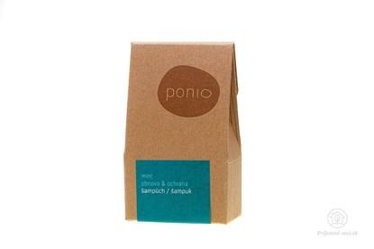 Obrázok pre výrobcu Šampúch s kondicionérom Ponio - mint - 60g